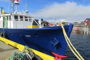 1972 Downeast Trawler