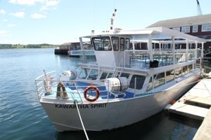 1964 Double Deck Passenger Vessel Ferry