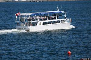 1964 Ferry Double Deck Passenger Vessel