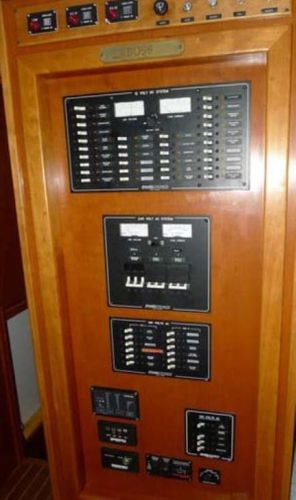 2005 Trawler Cape Islander 43